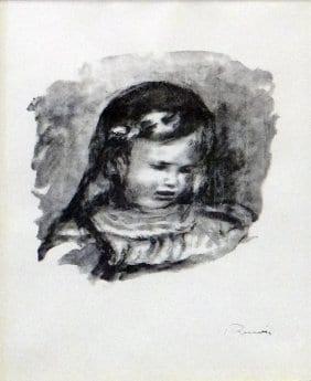 Claude Renoir, La Tete Baissee