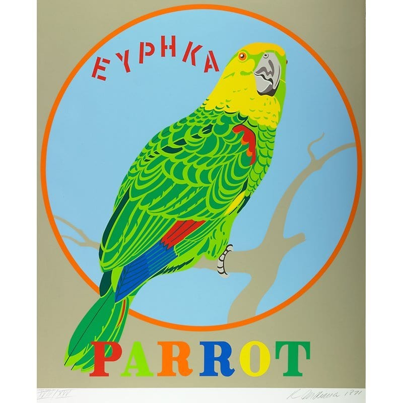 Parrot from Decade