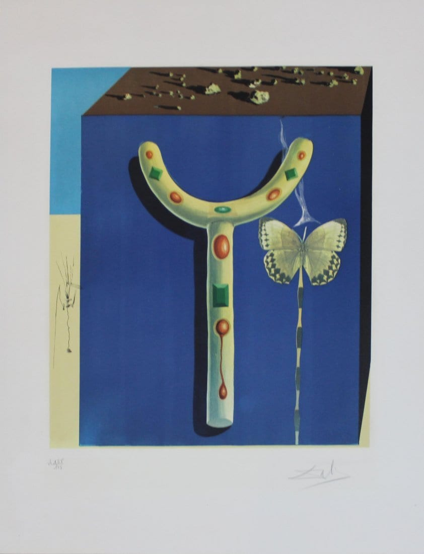 Surrealist Crutches