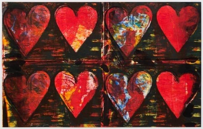 jim-dine-chartres,-2nd-version