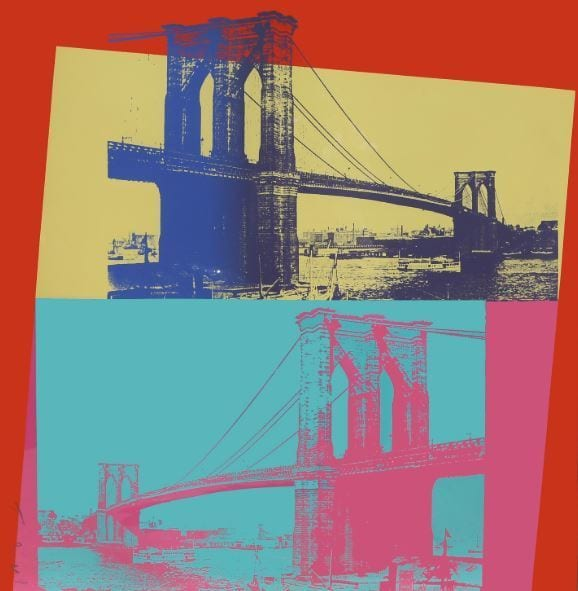Andy-Warhol-Brooklyn-Bridge