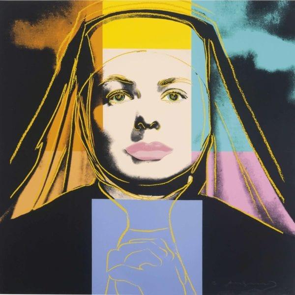 The Nun, 1983