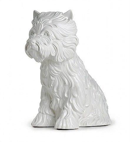 Puppy Vase, 1998