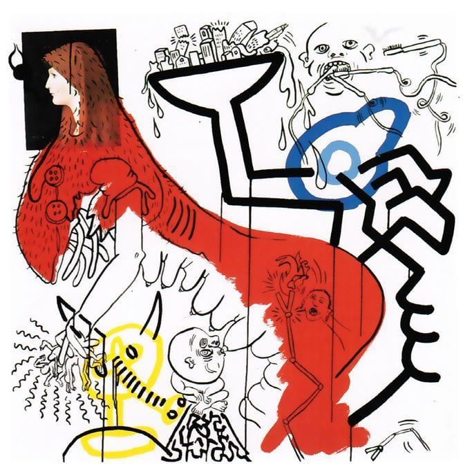 Keith-Haring-Apocalypse