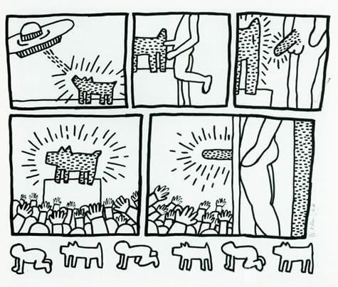 Keith-Haring-Blueprint