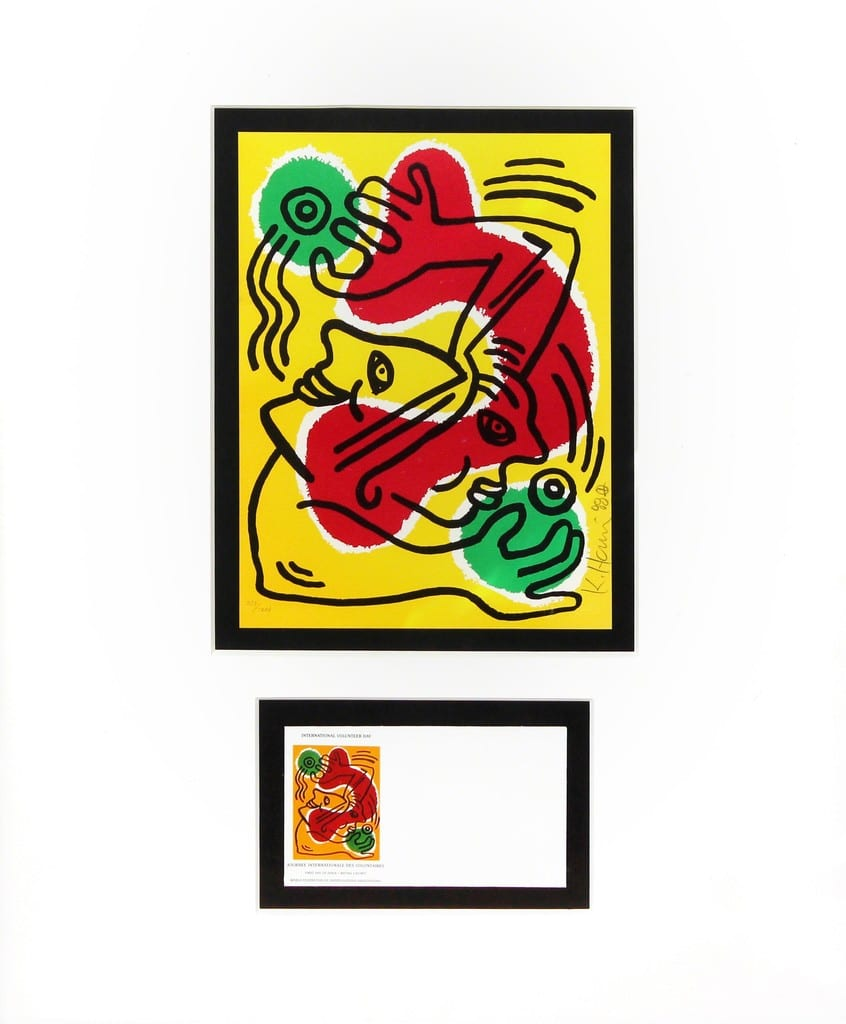 Keith-Haring-International-volunteer-day