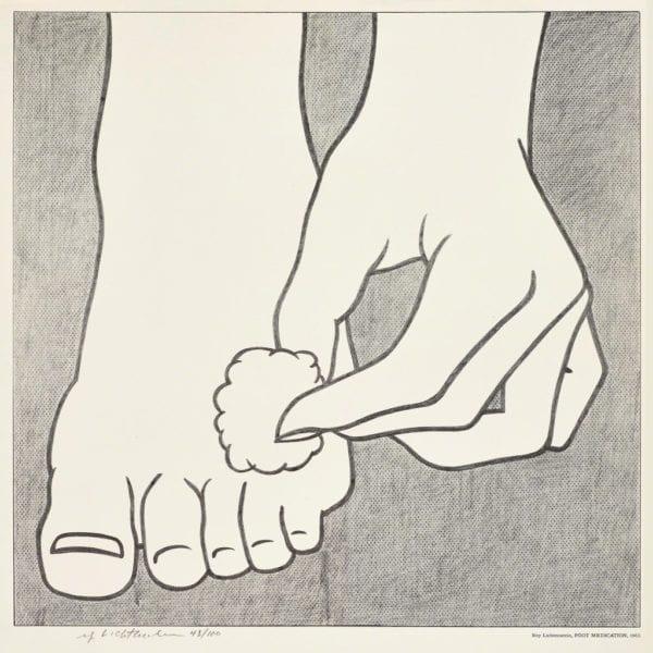 Foot Medication, 1963