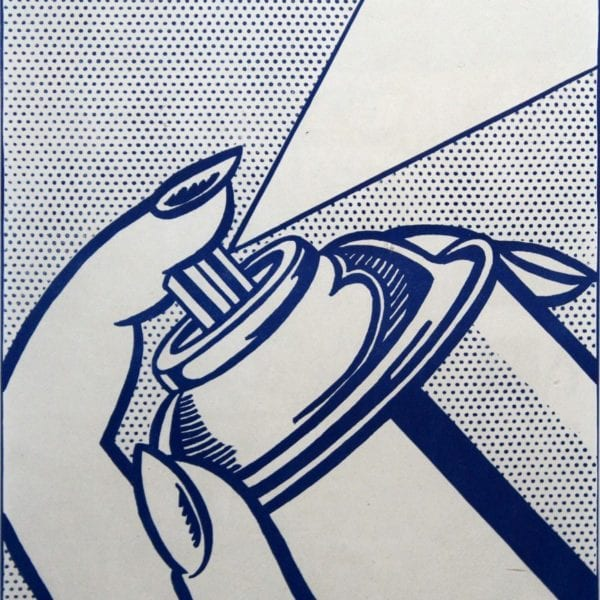 Spray Can (1 cent life), 1964