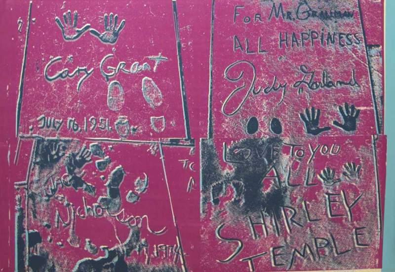 Lot_0001_-_Andy_Warhol_-_Sidewalk_(Trial_Proof)