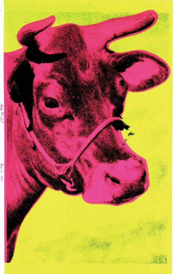 Lot_0446_-_Andy_Warhol_-_Cow_1971
