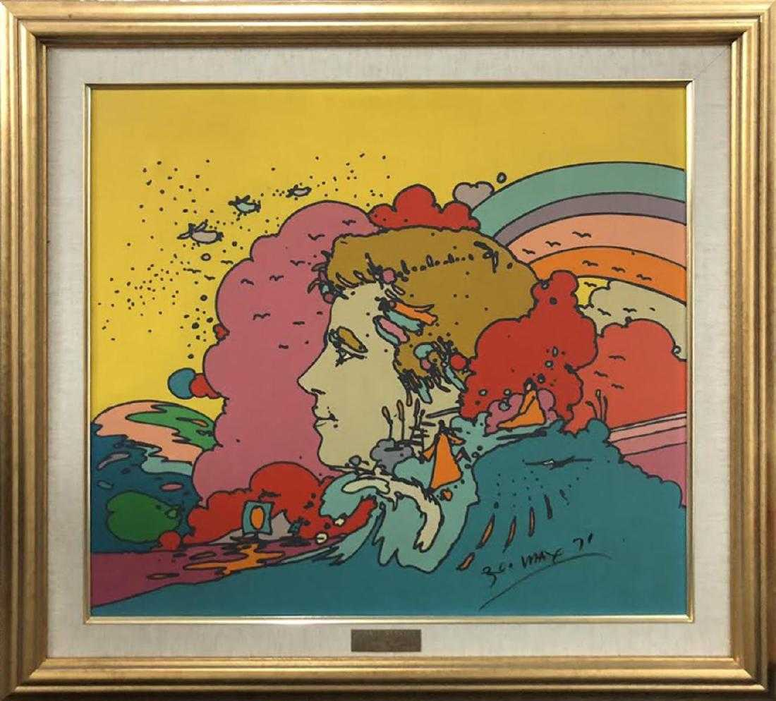Lot 0576 - Peter Max - JFK