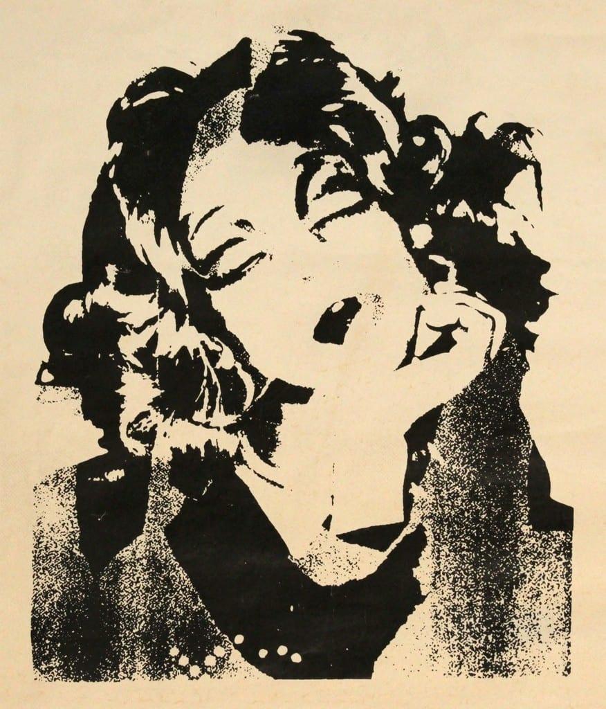 Ladies & Gentleman 2 (Leo Castelli Stamp)