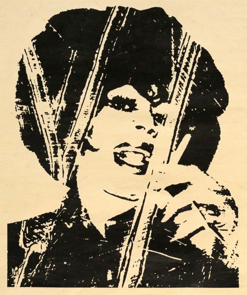 Ladies & Gentlemen 4 (Leo Castelli Stamp)