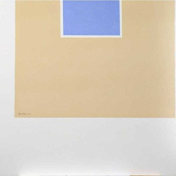 Untitled (Blue/Tan) from London Series II, 1971
