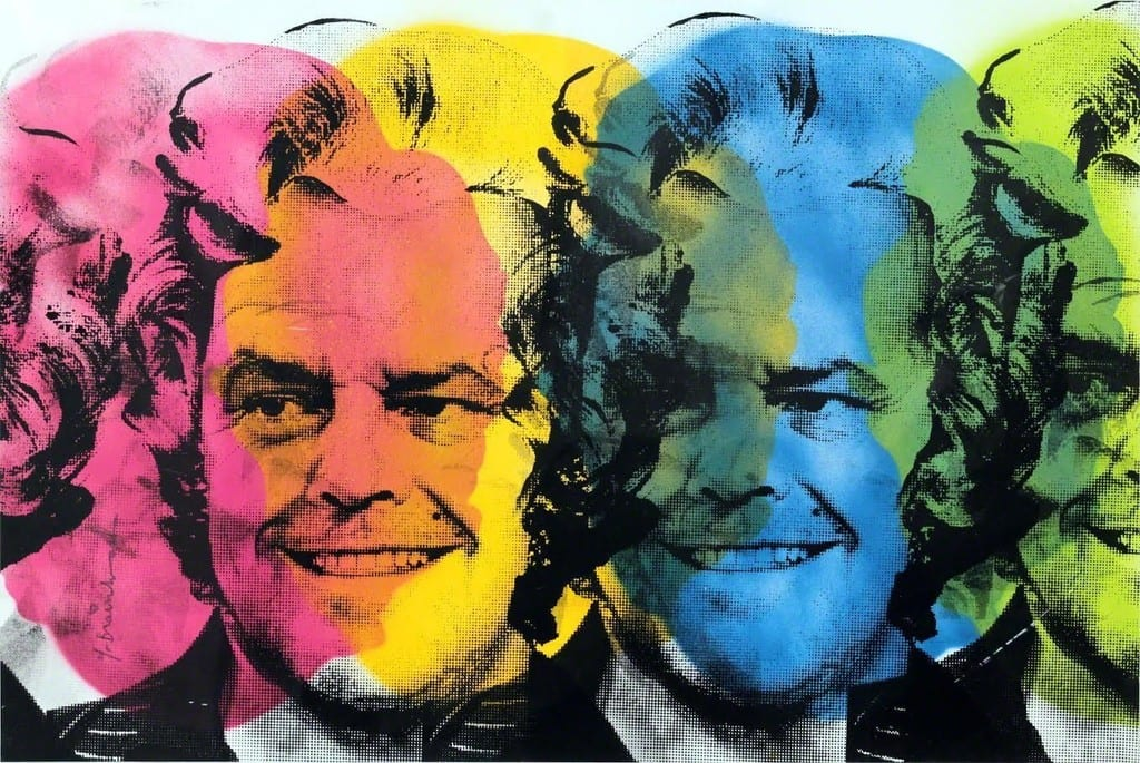 Jack Nicholson (Marilyn Hair), 2009