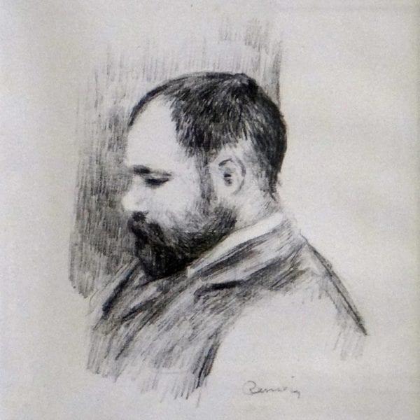 Portrait of Vollard
