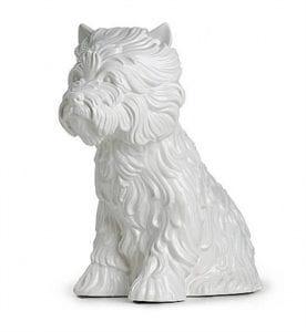 Jeff Koons- Puppy Vase, 1998