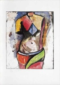 Jim Dine- The Colorful Venus, 1985